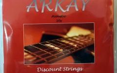 Set corzi chitara acustica Aurora Arkay Acoustic 10s Blue