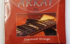 Set corzi pentru chitara bass Aurora Arkay Bass 45-105 Red