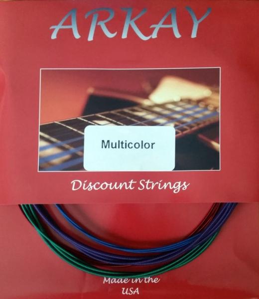 Aurora Arkay Bass 45-125 MultiColored