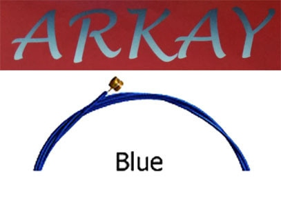 Set corzi chitara electrica Aurora Arkay Electric 10-46 Blue