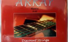 Set corzi chitara electrica Aurora Arkay Electric 9-42 Red