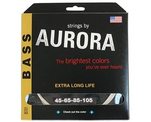 Aurora Bass 45-105 White
