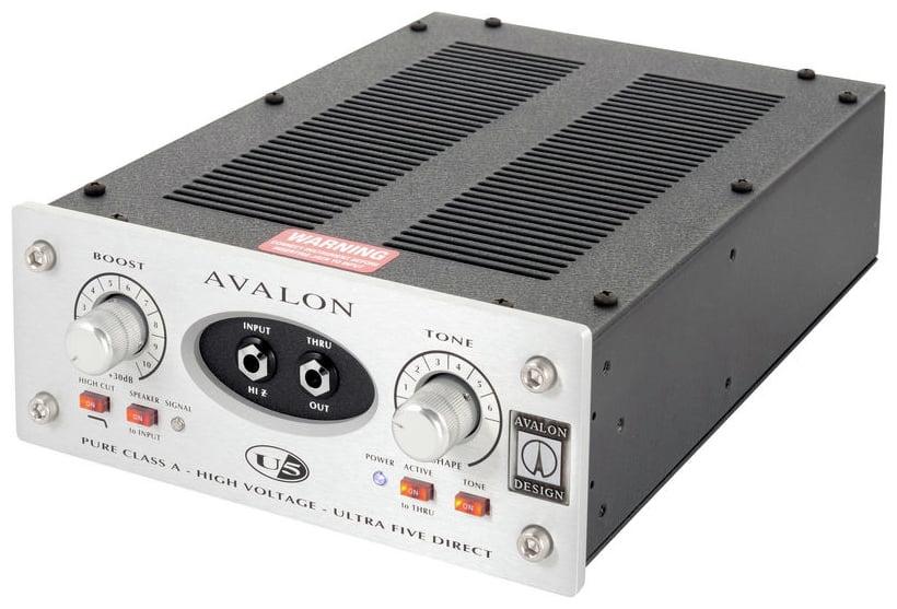 DI/preamplificator Avalon U5