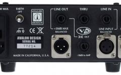 Preamplificator Avalon V5 Black