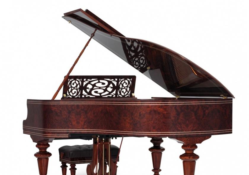 Bösendorfer 185VC Liszt Edition