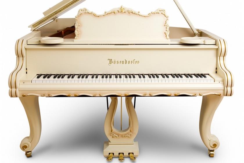 Bösendorfer 214VC Baroque Edition