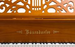 Bösendorfer 214VC Strauss Edition