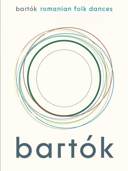 No brand Bartok Romanian Folk Dances PF SOLO