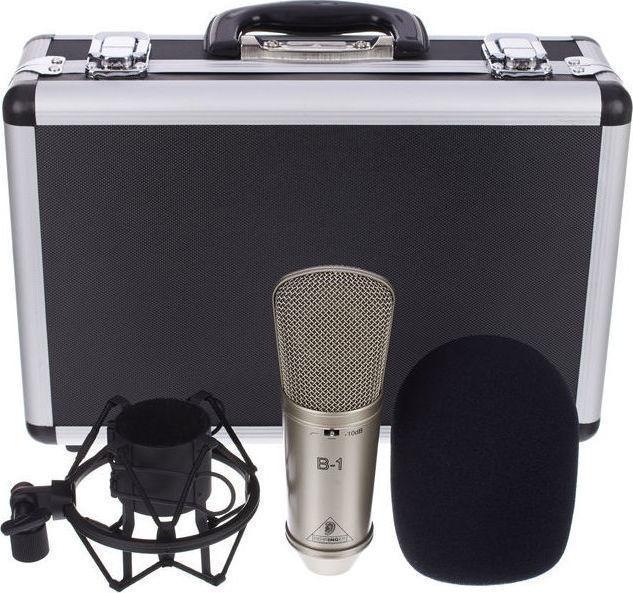 Microfon de studio condenser Behringer B-1