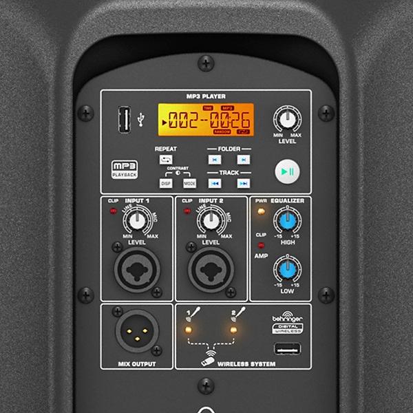 Behringer B112 MP3