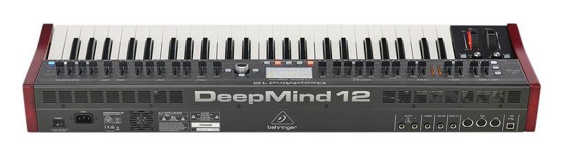 Sintetizator analogic Behringer DeepMind 12