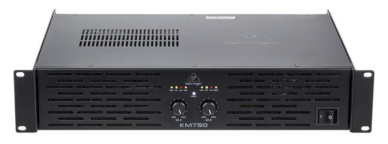 Behringer Europower KM750