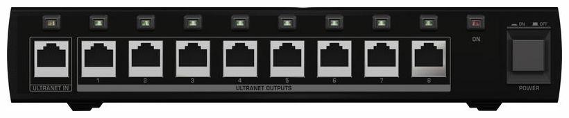 Distribuitor digital cu 16 canale Behringer P16D