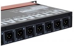 Interfata audio cu conversie digitala ADAT Behringer Ultragain ADA 8200