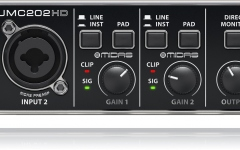 Behringer UMC 202 HD USB