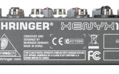 Behringer Xenyx 1002FX
