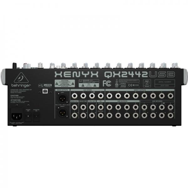 Behringer Xenyx QX-2442 USB