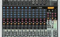 Mixer audio cu interfata audio USB Behringer Xenyx QX2222USB