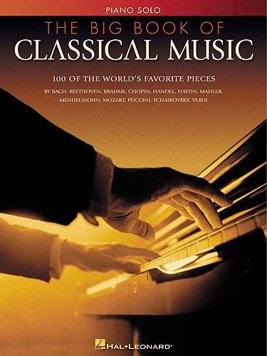 No brand BIG BOOK CLASSICAL MUSIC PF SOLO