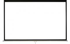 Ecran proiectie cu actionare manuala BlackMount Perete/tavan 240cm x 150 cm