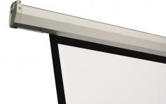 Ecran proiectie motorizat BlackMount Perete/tavan 240cm x 150cm