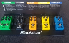 BlackStar LT Pedal Board
