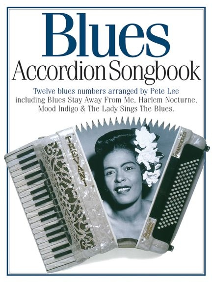 No brand Blues Accordion Songbook