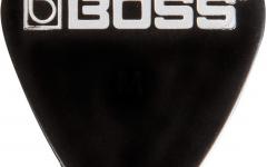 Set de 12 pene medium de chitara Boss BPK-12-BM Black Medium