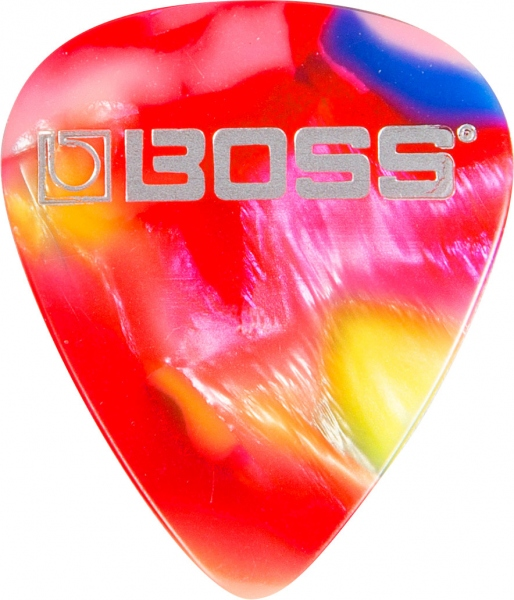 Set de 12 pene thin  de chitara Boss BPK-12-MT Mosaic Thin