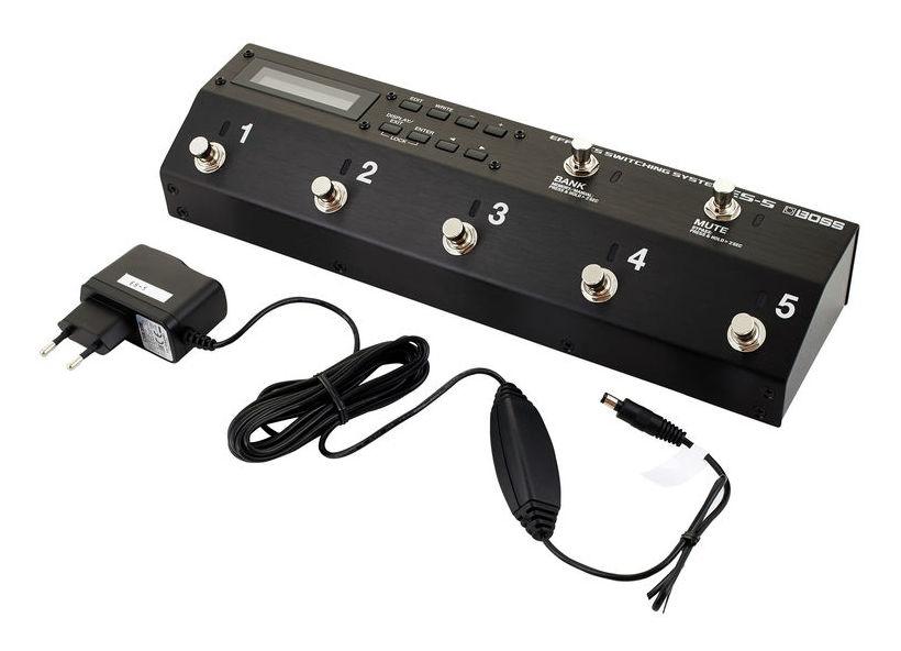 Pedalier de comanda Boss ES-5 Effects Switching System