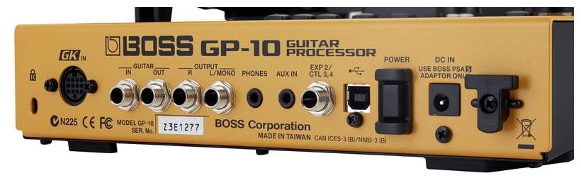 Procesor pentru chitara Boss GP-10S