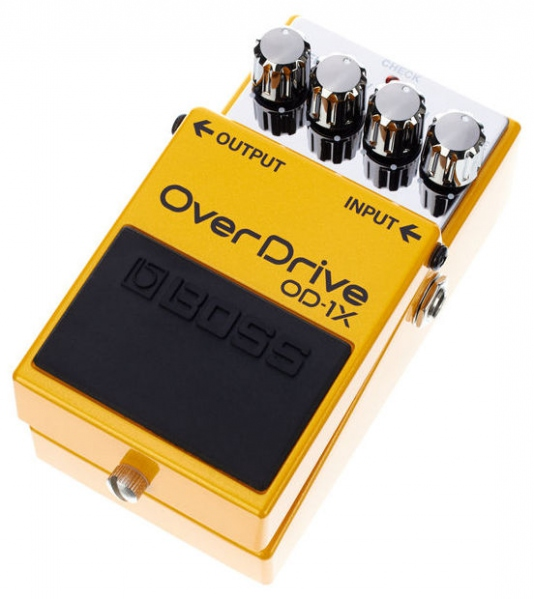 Pedala de efect Overdrive Boss OD-1X Overdrive