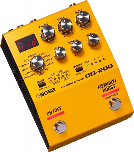 Boss OD-200