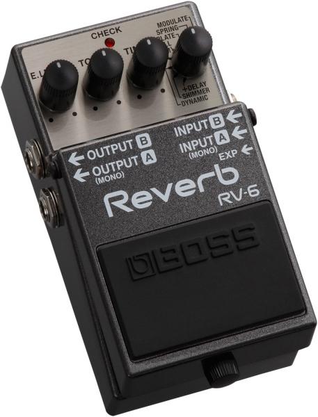 Pedala de efect Reverb  Roland RV-6