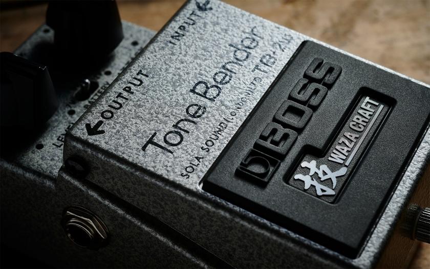 Boss TB-2W Tone Bender - Sola Sound