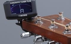 Tuner clip-on cromatic Boss TU-01