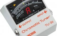 Tuner (acordor) pentru chitara Boss TU-3S