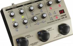 Procesor de voce si chitara electro-acustica Boss VE-8