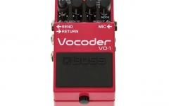 Pedala de efect pentru voce Boss VO-1 Vocoder