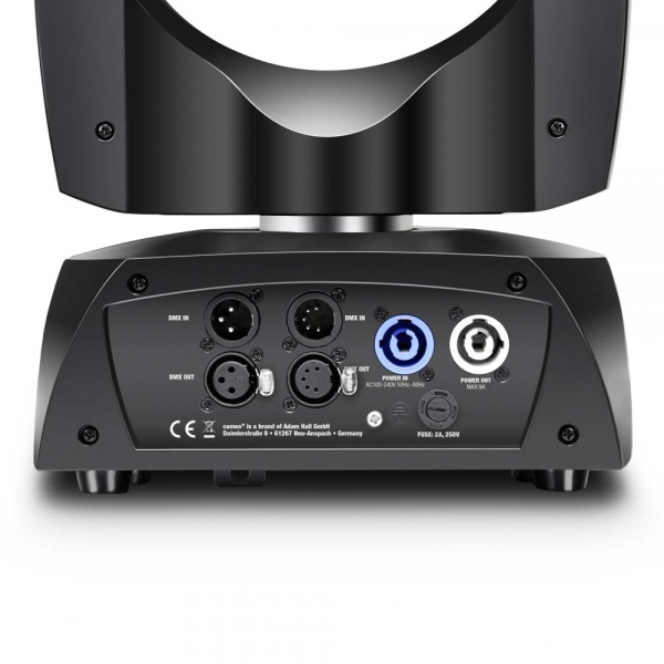 Moving head LED Cameo AuroBeam 150