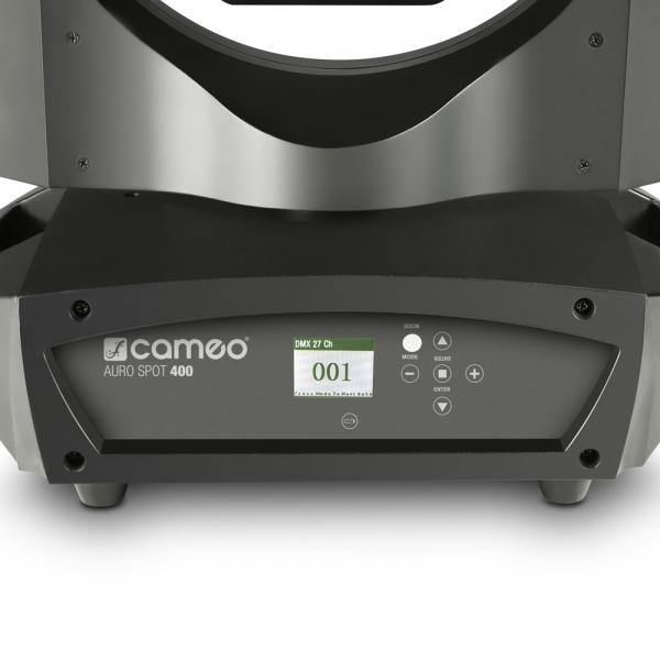 Moving Head Cameo Auro Spot 400