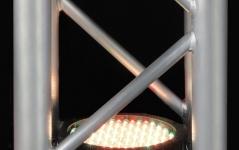 Proiector PAR cu profil redus Cameo Flat PAR 1 RGBW IR WH