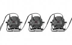 Cameo FlatPAR TRI 5x3W - IR