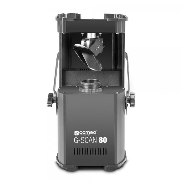 Efect de lumini de tip gobo scanner Cameo G Scan 80