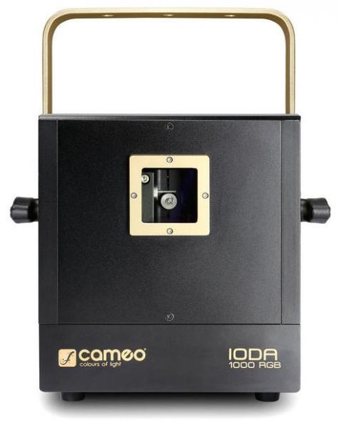 Efect e lumini laser cu spectru RGB Cameo IODA 1000 RGB