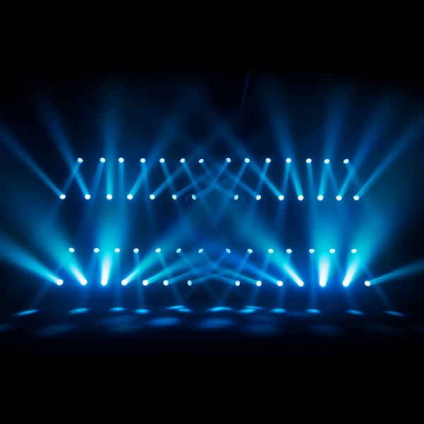 Moving head LED Cameo Movo Beam 100
