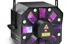 Efect de lumini 3 ?n 1 Cameo Storm 5x3W RGBAW