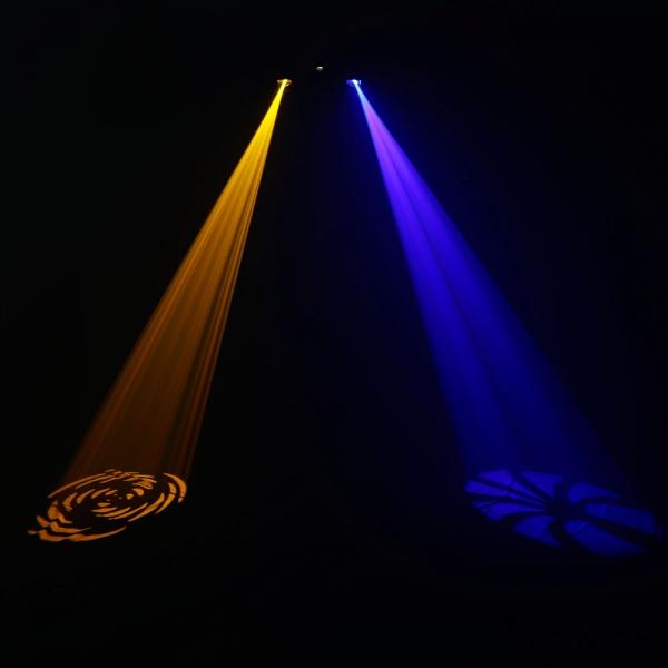 Efect de lumini de tip scanner LED Cameo Twinscan 20