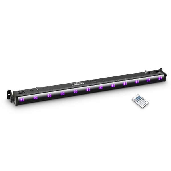 Cameo UVBAR 200 IR - 12x3W LED