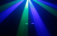 Efect de lumini 2-in-1 Derby si Strobe Cameo Voodoo
